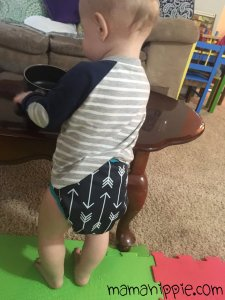 Best Bottoms takes all the best parts of cloth diapers to make one great super diaper! Cover an be used again and again without washing - simply change your insert. Less covers = less laundry! Read more about why Best Bottoms are awesome!