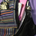 Looking for a bag to carry your yoga mat and still have room for all of your other things? Aurorae's Yoga Sling Backpack is the perfect bag to tote to and from yoga class, the gym, to work, or all around town.