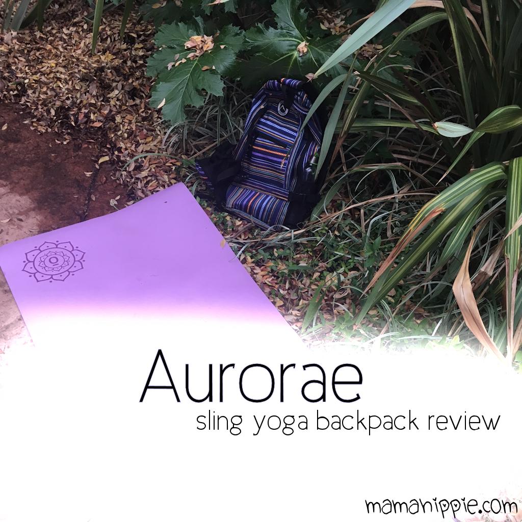 Aurorae Yoga Bag Review