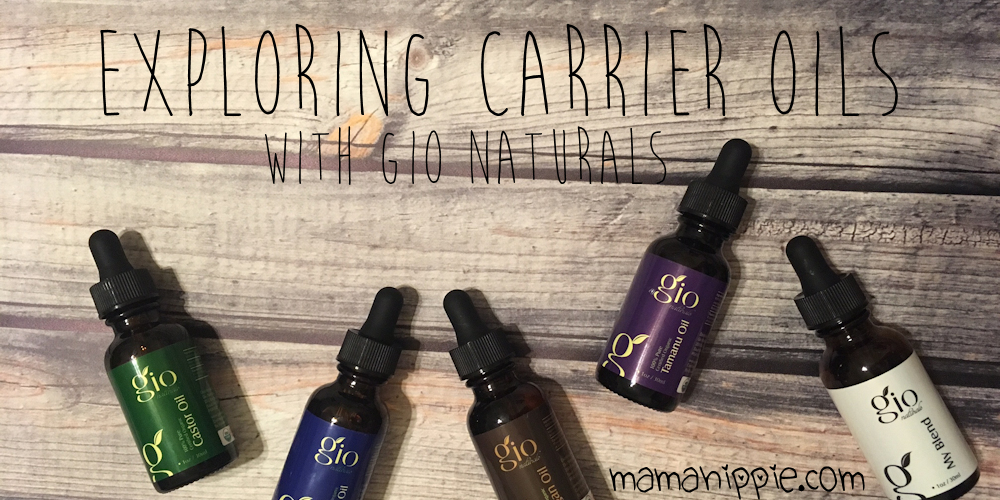 Carrier oils are the perfect way to deliver the benefits of a variety of essential oils. Explore carrier oil options with gio naturals gift set including Argan, Temanu, Jojoba and Castor oil.