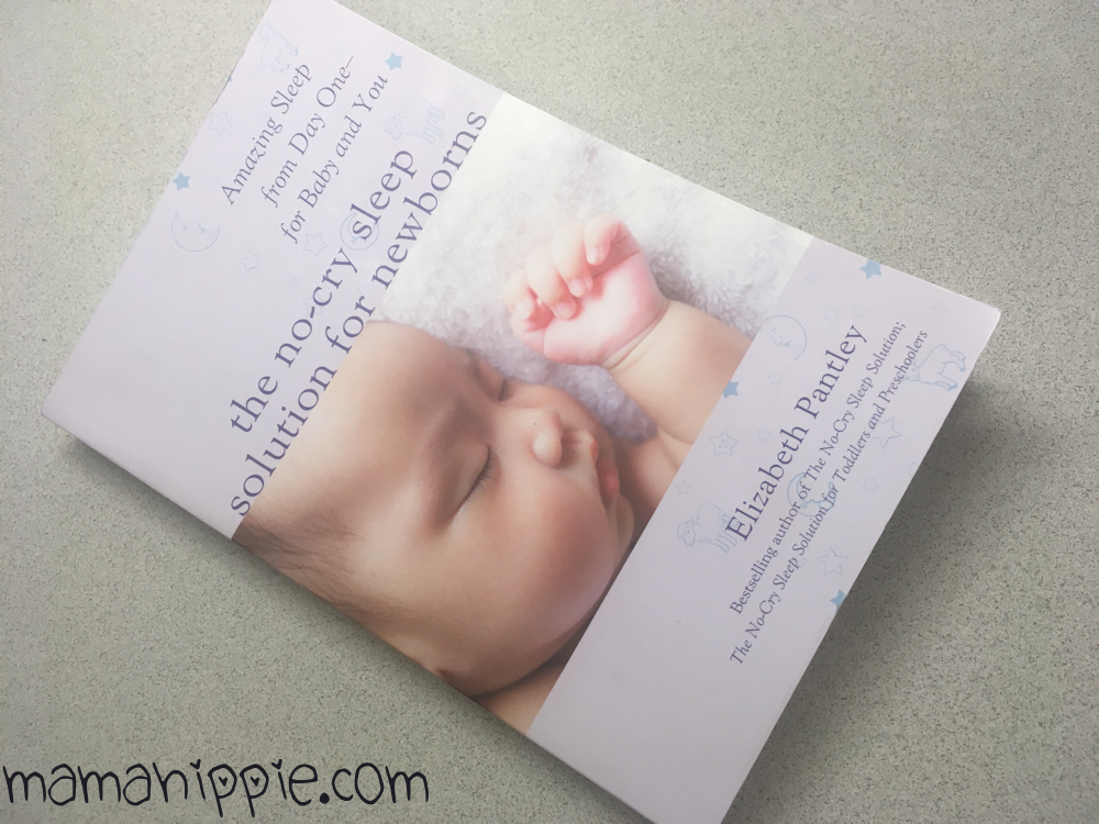 Book Review: The No Cry Sleep Solution for Newborns