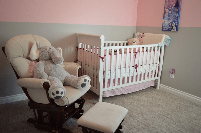 5 Easy Steps To The Perfect Nursery For Your Newborn
