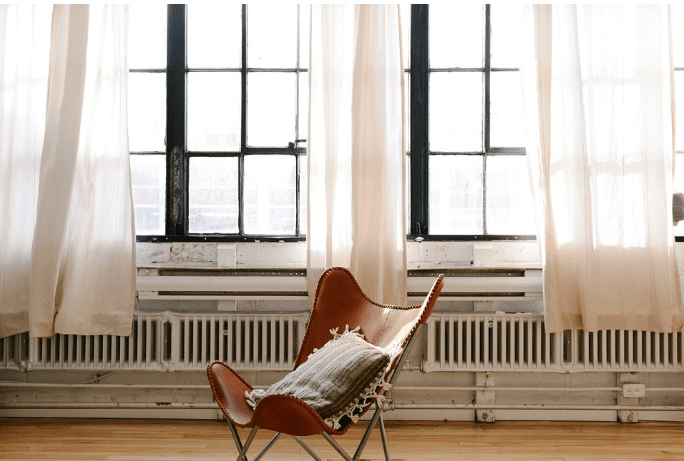 Low-Tech Hacks To Keep Your Home Toasty Warm