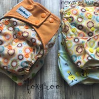Foxgroo Diaper Review & a Giveaway! (USA; 5/12-5/26/17)
