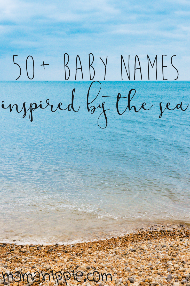 Some of the most beautiful things in the world are given to us from nature - including babies. Why not name your baby after some of the most beautiful natural occurences in the world?