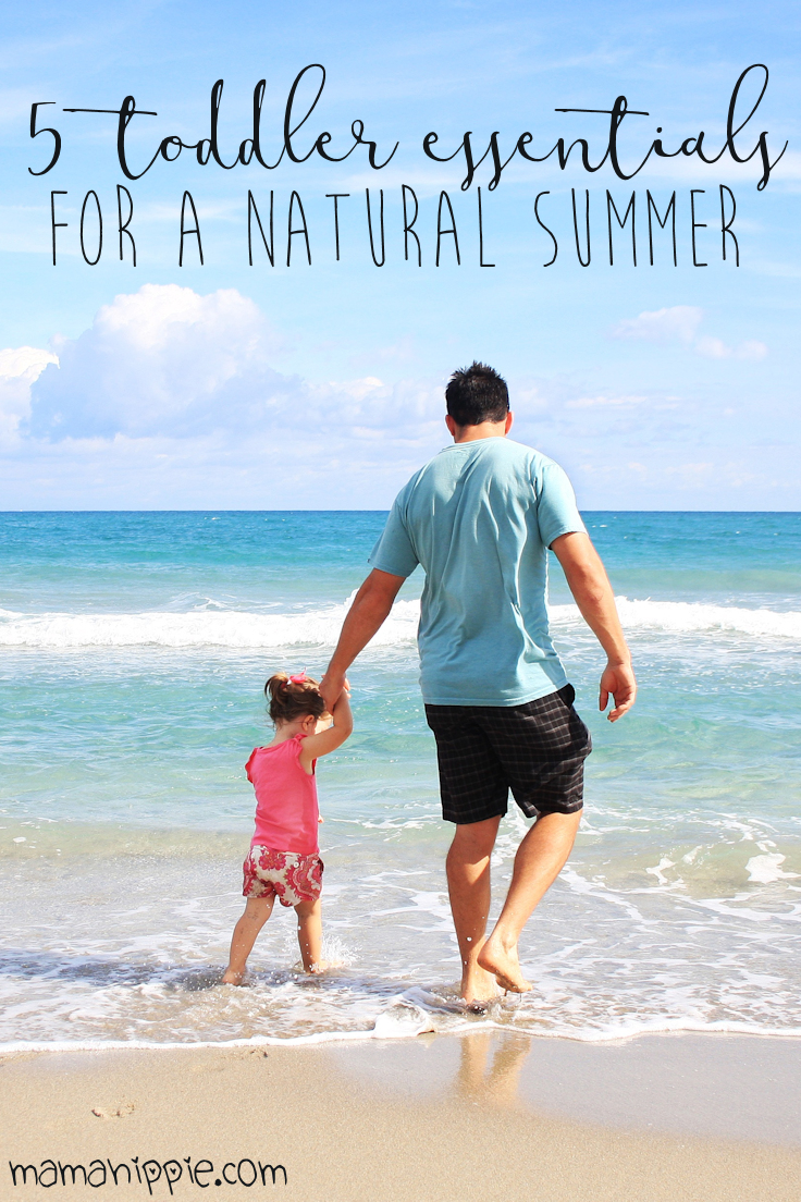 Summer is a great time to get out of the house with your toddler and enjoy the sun!