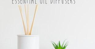 50+ Beautiful Essential Oil Diffusers