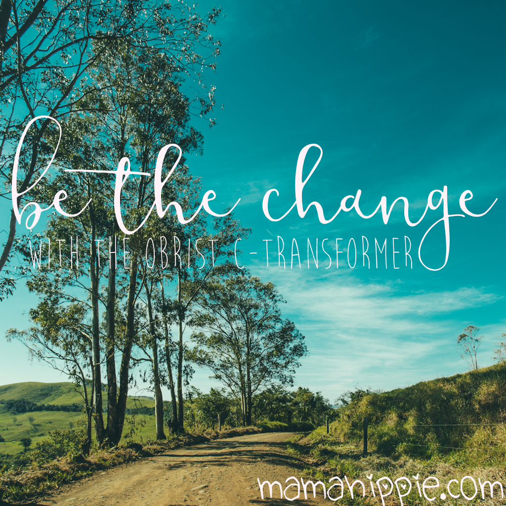 Be the Change That Mother Nature Needs with the OBRIST C-Transformer
