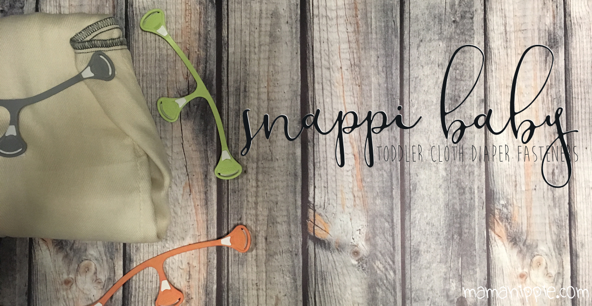 Cloth diapering is a breeze with the toddler snappi! Simply pop on and go! No more pesky safety pins.  #clothdiapers #clothallthebabies #snappi