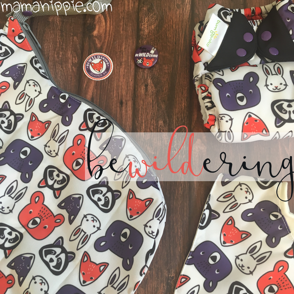 beWILDering – Cotton Babies Cloth Diaper Collector's Club