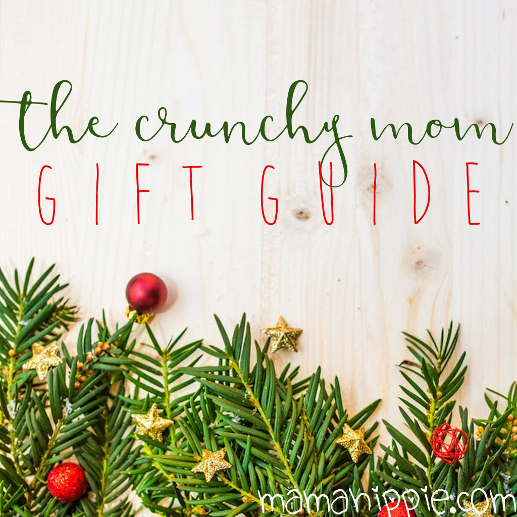 The Crunchy Mom Holiday Gift Guide