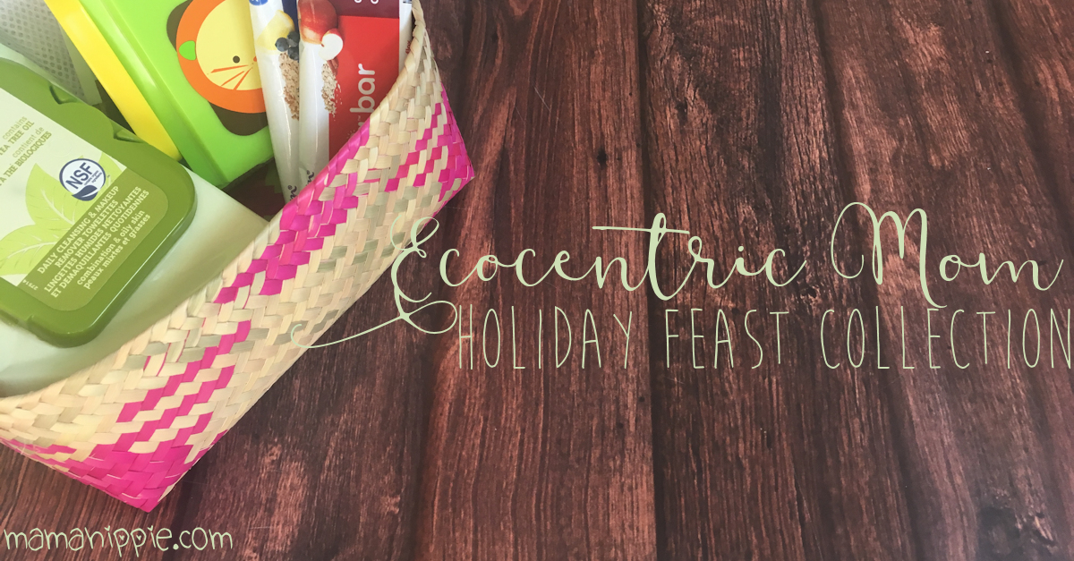 This month's Ecocentric Mom boxed is filled with goodies to make mealtime easier. Want #natural products delivered straight to your door? Visit Ecocentric Mom and sign up for your next box.