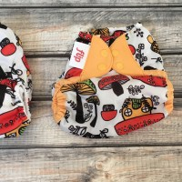 SHROOMazing – Cotton Babies Cloth Diaper Collector's Club
