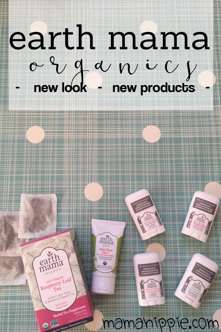 Earth Mama Angel Baby is going through some big changes! New name, new look, and 3 new product Find out how awesome their new products are including red raspberry leaf tea, natural, chemical free deodorant and drooly baby face ointment.