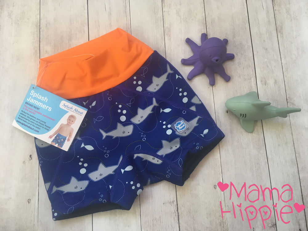 Splash Jammers Review – Swim Shorts for Toddlers