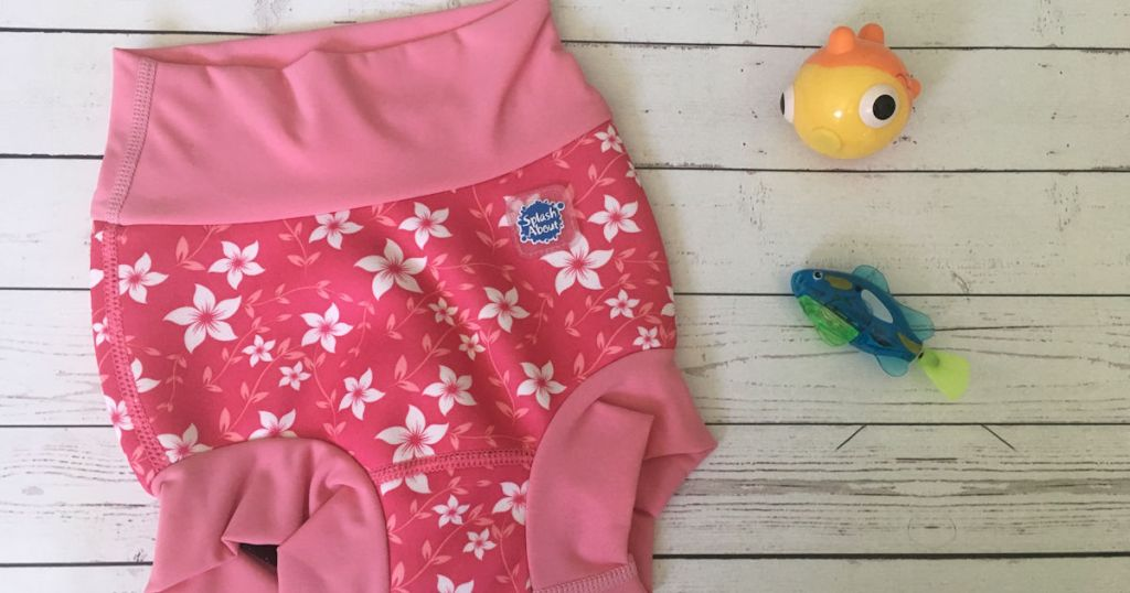 Happy Nappy Baby Swim Diaper Review