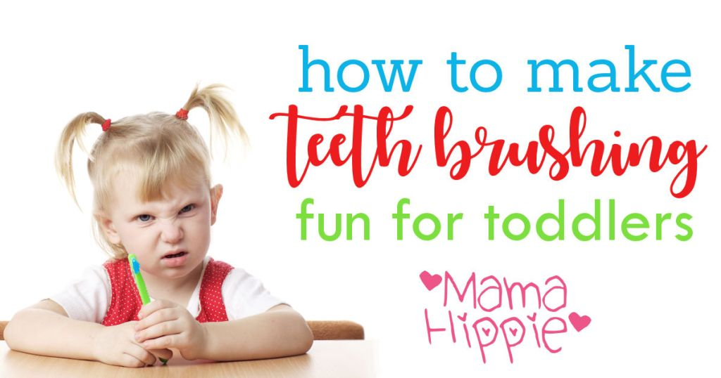 How to Make Teeth Brushing Fun for Toddlers