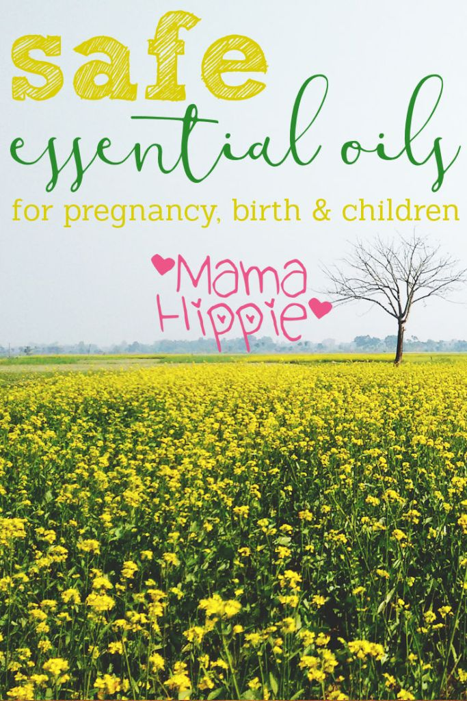 Child Safe Essential Oils