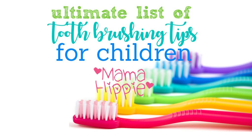Tooth Brushing Tips for Children