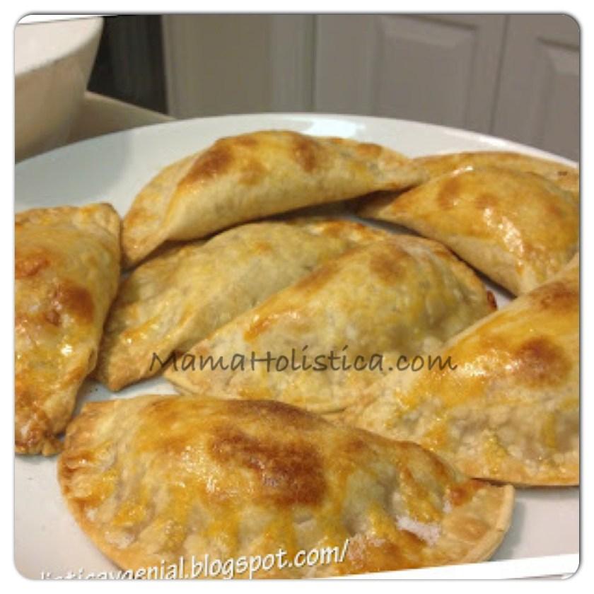 Recetas Holísticas: Empanadas Caseras. #MamaHolistica