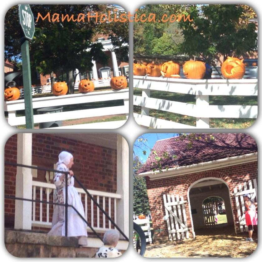 Intenciones ~ Miércoles Mudo/Wordless Wednesday: Halloween Time in Old Salem #MM