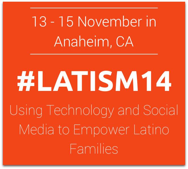 Feliz de ser Top Bloguera gracias a LATISM (Latinos in Tech Innovation & Social Media) #TopBloguera14 #Latism14
