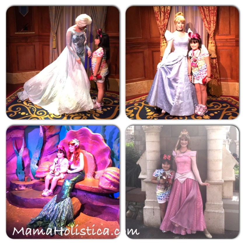 Intenciones~Miércoles Mudo/Wordless Wednesday: Las Princesas de Disney #MM