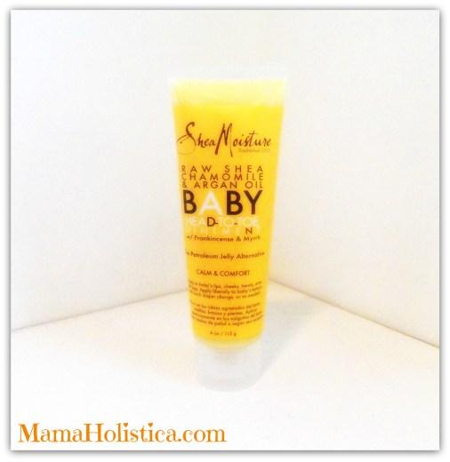 Productos Naturales SHEA MOISTURE para el Eczema Therapy de tu Bebé en este Invierno. Sorteo~HEAD-TO-TOE OINTMENT