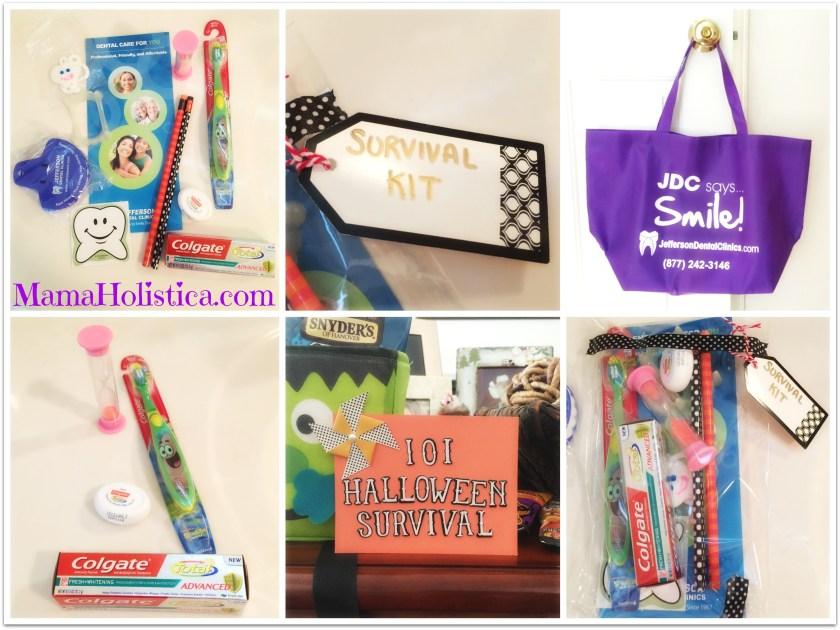 Halloween Survival Kit ~ Los Mejores y Peores Dulces para los Dientes en Halloween #Tips