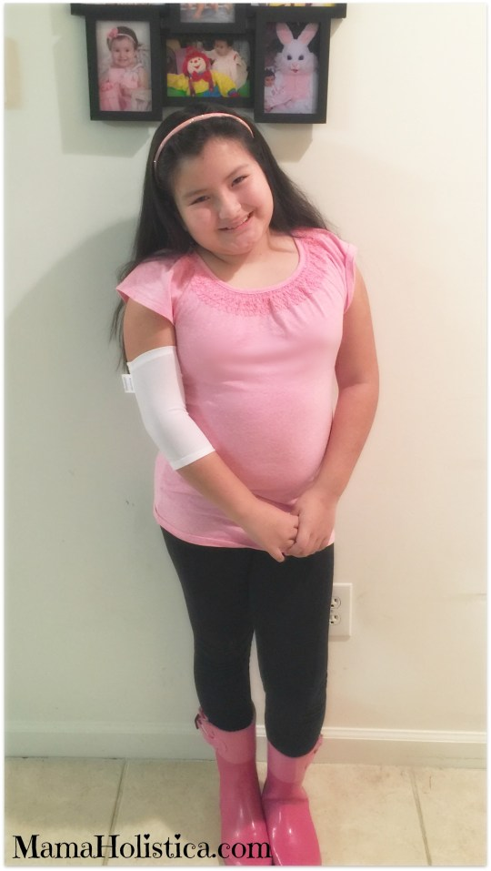 Terapia de Banda o Abrigo Mojado WET WRAP para el Eczema.