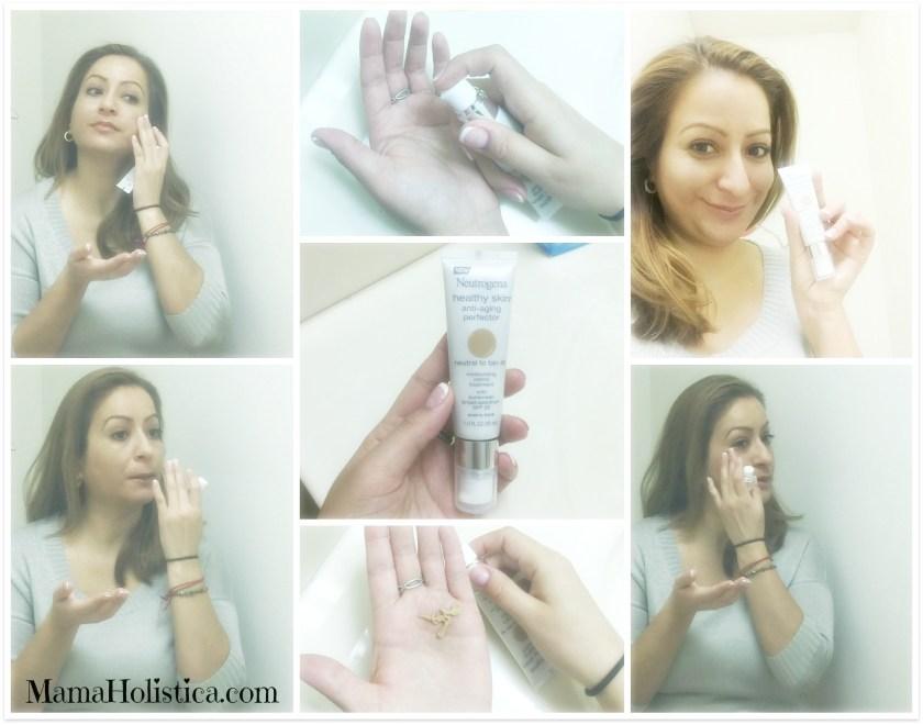 Mi Nuevo Cuidado Facial con #MisMomentosNeutrogena .Sorteo #Ad ~ NUEVO NEUTROGENA® Healthy Skin® Anti-Aging Perfector