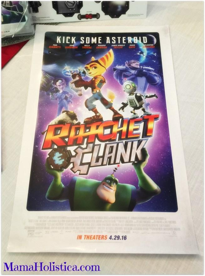 Hoy se Estrena Ratchet and Clank y estamos Preparados #RatchetAndClank
