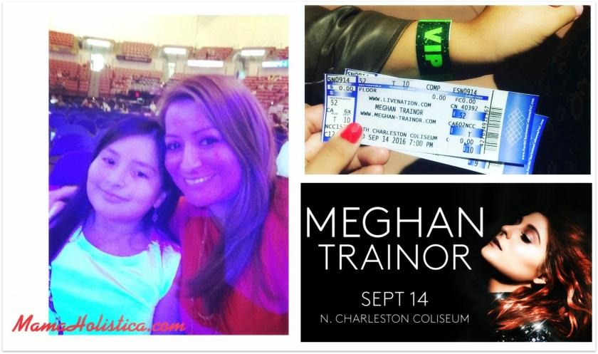 """""""Untouchable"""" Tour con Meghan Trainor en Charleston #WearWhatYouWant"""