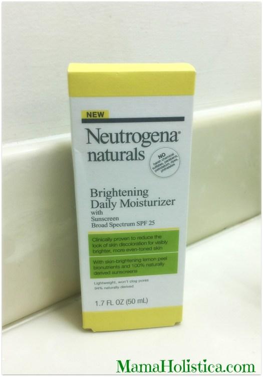 Luce una Piel Radiante y Haz la Diferencia con Neutrogena® Naturals® Sorteo #BrighterDifference