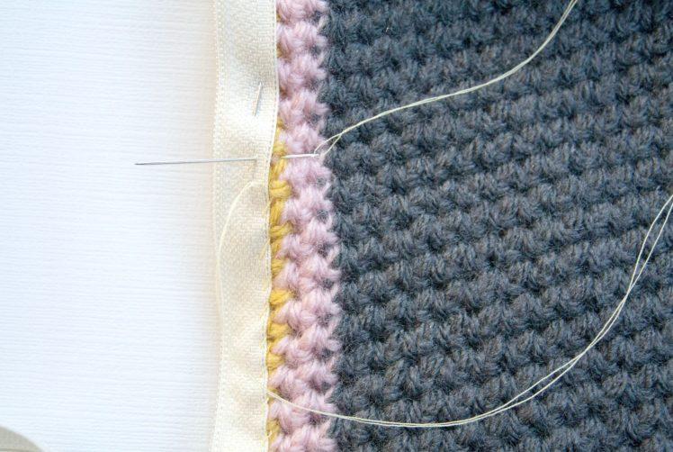 Crochet Zipper Tutorial 3
