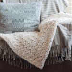 Chunky Icelandic Crochet Blanket Pattern Mama In A Stitch