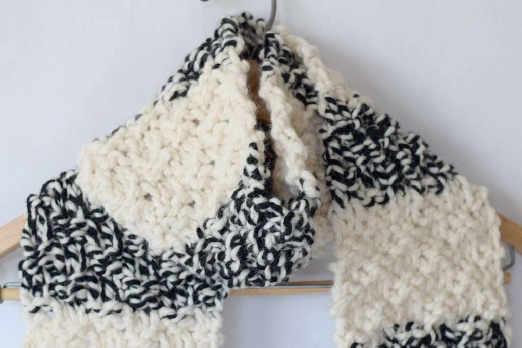 winter-nights-double-seed-stitch-scarf