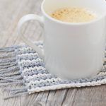 Knit Mug Rugs Free Pattern Mama In A Stitch