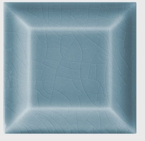 Carrelage Metro couleur - Bleu Jean - Diffusion Céramique