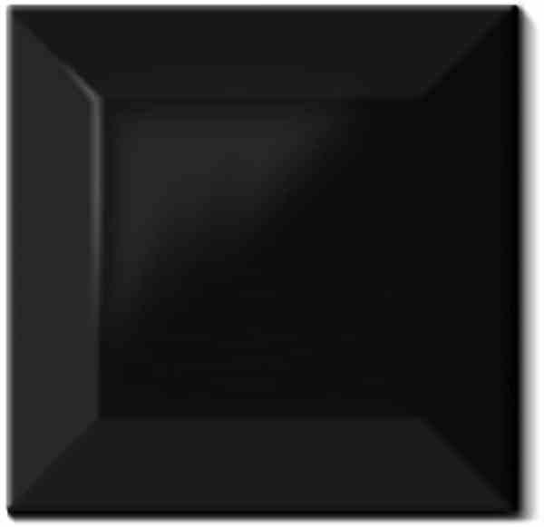 Carrelage Metro noir - Diffusion Céramique