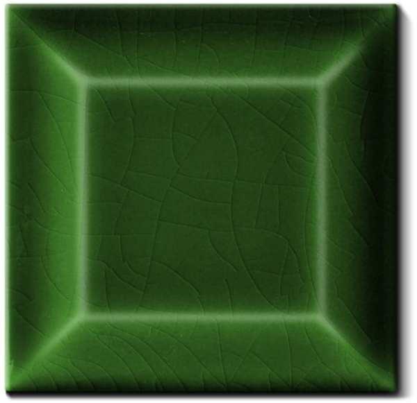 Carrelage Metro Diffusion Céramique - Vert foncé