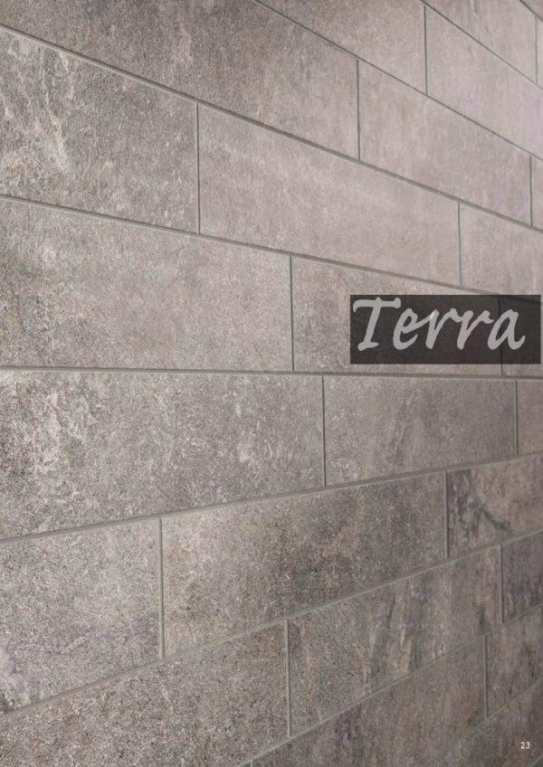 Ascot STONE VALLEY - Carrelage imitation pierre en grès cérame
