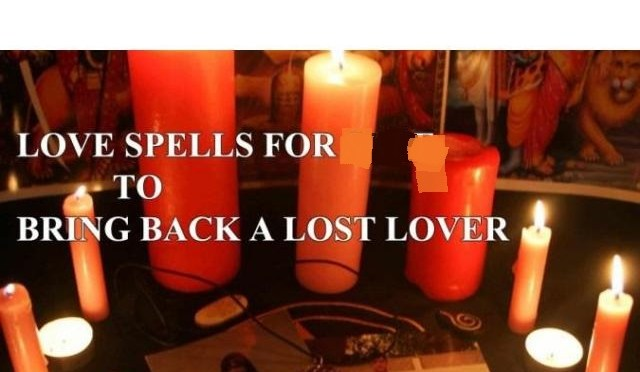 Love Spells to Bring Back a Lover in Australia, Sydney, Melbourne, Brisbane, Perth