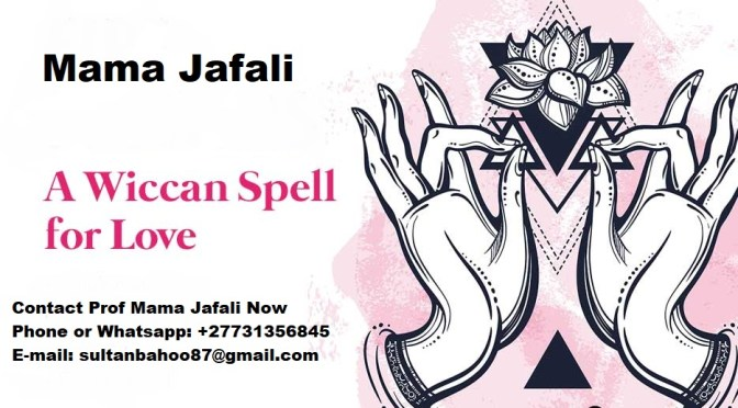 Spells for Love Wicca