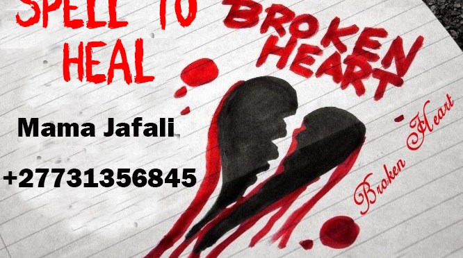 Spell to Heal a Broken Heart – Help yourself to move on after a heart break!