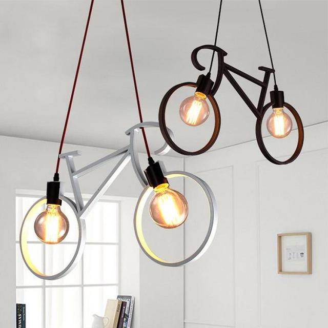 Lampen voor op de kinderkamer van stoere lampen tot