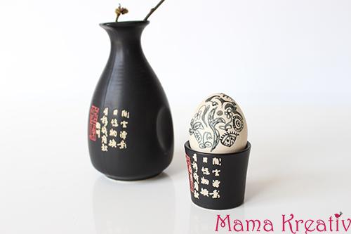 Kritzel-Eier