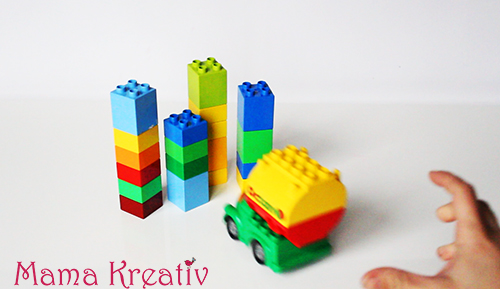 Lego-Bowling