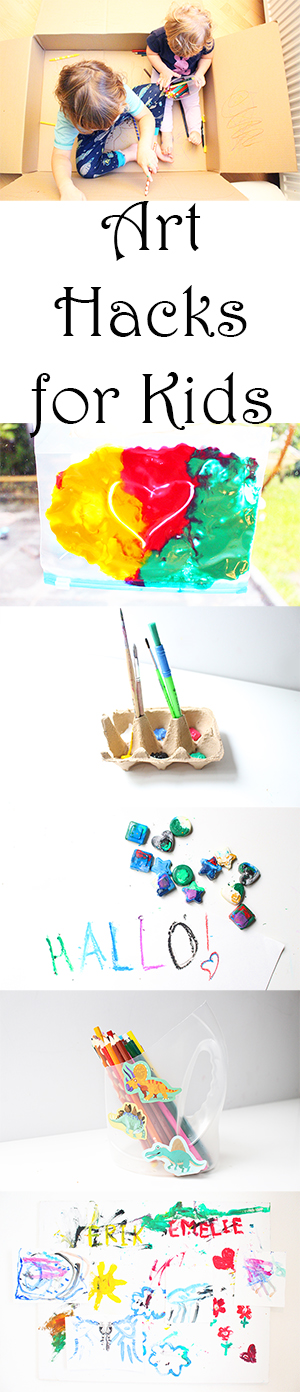 Art Hacks for Kids | Mama Hacks: Malen mit Kindern