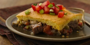 Leo´s Pastel de Carne con Verduras / Leo´s Beef Cake with Vegetables